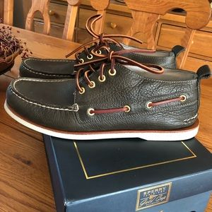 Men's Sperry Gold Cup Shoes